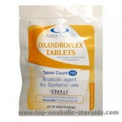 Online Axio Labs Oxandroplex For Sale At Top-anabolic